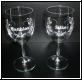 Weinglas 330ml incl. Gravur