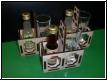 Geschenkpackung Schnapsglas-Gravur-Flaschenträger