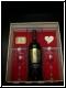 Weingläser Präsent mit Gravur in einer Geschenkspackung