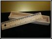 Holz-Zeichenbox mit Gravur