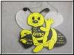 Geburtenschild - Biene -  Fotogravur Geburtstafel