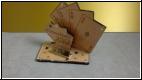 Pokal für Karten u. Skatspieler mit Gravur
