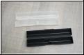 Kugelschreiber Etui - schwarz