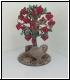 Glücks - Kleeblattbaum mit Gravur