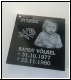 Grabplatte - Gravur  - Granit 25x25cm