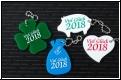 Glücksbringer Geldsack 2019 mit Gravur - Staffelpreise