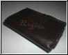Leder -  Geldbörse/Portemonnaie - Fotogravur auf  Kundenmaterial