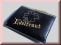 EURO STYLE Damen - Geldbörse mit Gravur