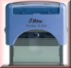 Shiny Stempel Modell S-845 inkl. Textplatte