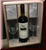 Geschenkpackung - Weinpräsent mit Gravur