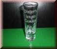 Schnapsglas/Schnapsgläser - Likörglas mit Gravur, auch mit Foto