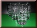 Longdrinkglas klein mit Gravur