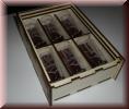 Gravur Schnapsgl�ser 6 St�ck Geschenkpackung-Box