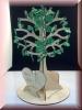 Gl�cks - Kleeblattbaum mit Gravur