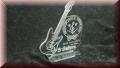 Pokale - Gitarre - Gravur - Musikpokal