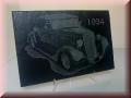 Schieferplatte 20x30cm - Gravur