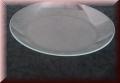 Glas Schale oval 33cm mit Gravur - Fotogravur möglich