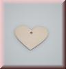 Holz Herzen mit Gravur - zur Selbstgestaltung 10erPack